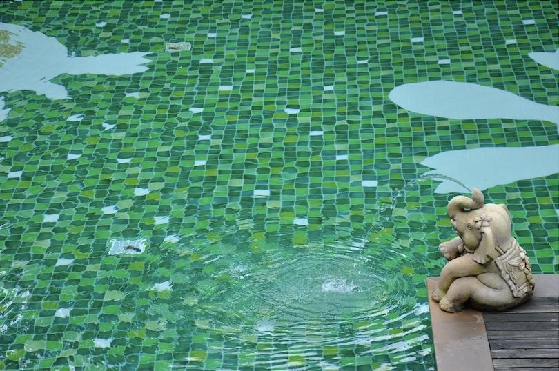 Llenar la piscina Ferros La Pobla
