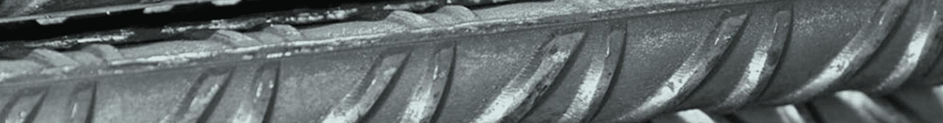 Barra actual. Evolución de las barras de acero resistencia y adhesión Ferros La Pobla
